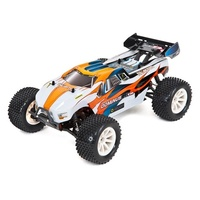 1/10 SCALE DOMINUS 10TR TRUGGY 4WD (BRUSHLESS) W/ 2.4G RADIO, 7 CELL NIMH