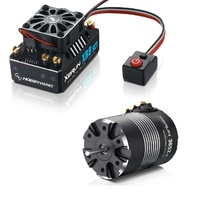 Hobbywing Xerun XR8 SCT Combo and 3652-3800kV (5mm Shaft) for 1:10 4WD