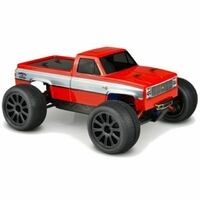1982 GMC K10 Traxxas 1/16th E-Revo body - (Requires - TRA7215 body mount set)