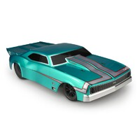 1967 CHEVY CAMARO, STREET ELIMINATOR BODY