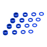 Metric Washer Set (.5, 1,2 and 3mm)