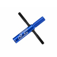 7mm Fin quick-spin wrench - blue