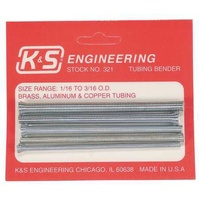 K&S 321 TUBE BENDER KIT (1 PIECE)