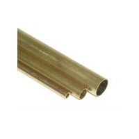 K&S 5076 BRASS TUBE 3/16IN. 7/32IN & 1/4IN BEND(3 PCS)