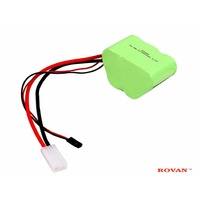 6v  3000mah RX Battery Pack