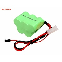 6v  4500mah Ni-mh Battery Pack