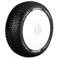B-Turbo 1/8 Buggy Tyre Soft
