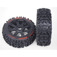 B-Pioneer 1/8 Buggy Tyres Sport Compound