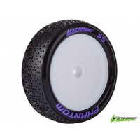 E-Phantom 1/10 Buggy 2wd Front Tyre