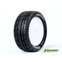 E-Rocket 1/10 Buggy Front Tyre