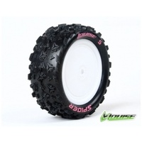 E-Spider 1/10 Buggy Front Tyre