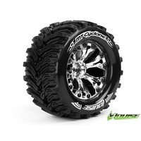 MT-Cyclone 2.8in Truck Tyre Sport/Chrome