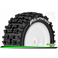 E Pioneer 1/10 buggy R w/tyre 12mm hex