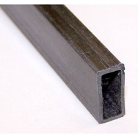 CARBON FIBRE RECTANGULAR TUBE 6 X 13mm