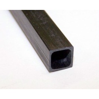CARBON FIBRE SQUARE TUBE 8mm