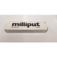 MILLIPUT SUPERFINE WHITE 2-PART EPOXY PUTTY