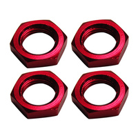 GV MV106R WHEEL NUT (4) <RED>