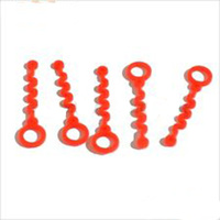 GV MV1205OR CLIPS HOLDER <ORANGE> 5PCS