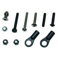 GV MV1302 STEERING SERVO ROD SET