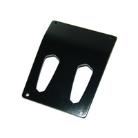 GV MV1675BA ROOF PLATE-BLACK