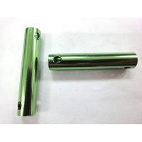 GV MV1684GR REAR  UPPER  ROLL  BAR  L=40.2MM (2PCS) - GREEN