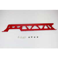 GV MV3002LRE ALU  SIDE  GUARD - LEFT  RED