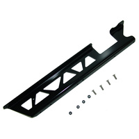 GV MV3002RBA ALU SIDE GUARD - RIGHT BLACK COLOR