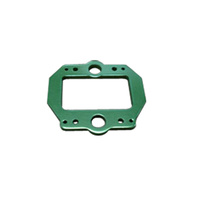 GV MV30424GR MAIN  GEAR  PLATE  3MM <GREEN>