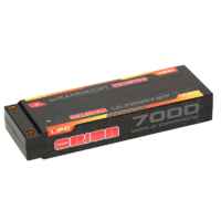 Ultimate Graphene HV Lipo 7000 7.6V 120C 2S/2CELL