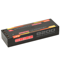 Ultimate Graphene HV Lipo 8200 7.6V 120C 2S/2CELL