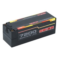 Ultimate Graphene HV Lipo 7200 15.2V 120C 4S/4CELL