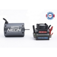 Combo Neon 14 (motor +R10 Sport controller Deans)