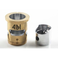 Piston & Liner Set w/pin Alpha 12