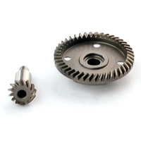 Thunder Tiger (#PD1894) Diff. Bevel Gear Set For S3