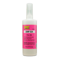 ZAP PT-06 4 OZ. PINK ZAP CA 1X BOTTLE (6 PER BOX)