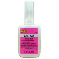 ZAP PT-08 1 OZ. PINK ZAP CA 1 X BOTTLE (12 PER BOX)