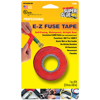 Super Glue E-Z Fuse Tape Red 10 foot (3.05 meter) roll (12 PER PACK)