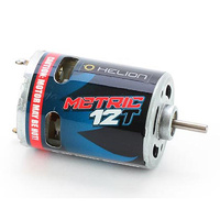 HELION HLNA0392 METRIC 12T HIGH SPEED BRUSHED MOTOR  540