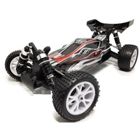 Spirit EBD Brushed RTR w/7.2V 1800mAH NI-MH battery, Wall Charger, 2.4GHz radio, alum shocks, R0213, R0213R
