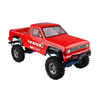 MC31 Brushed Crawler RTR w/7.2V 1800mAH NI-MH battery, Wall Charger, 2.4GHz radio, 313mm wheelbase, alum linkages, steel main frame,9kg/cm servo, Vara