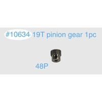Pinion Gear 48P 19T