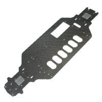 Carbon Chassis 1pc (FTX-6488)