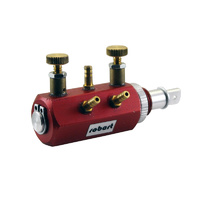 ROBART VARIABLE RATE AIR CONTROL VALVE (RED)