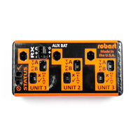 ROBART RETRACT CONTROLLER WITH DELAY SWITCHES. ELECTRIC