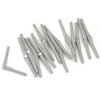 ROBART 1/8 SUPER HINGE POINTS. 15 PIECES
