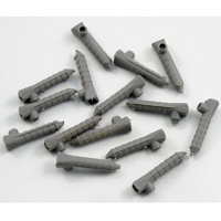 ROBART 1/8 HINGE POINT POCKETS. 15 PIECES