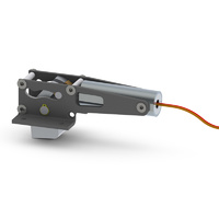ROBART MAIN RETRACTS: 8-18 LB. ROBOSTRUT-READY. 85 DEG. RAIL. ELECTRIC