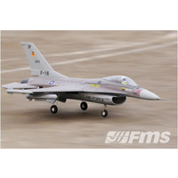 F-16 V2 64mm EDF Jet Grey PNP