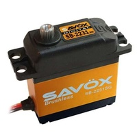 #Digital Servo with Brushless Motor .1s/