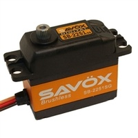 ###Digital Servo with Brushless Motor .085